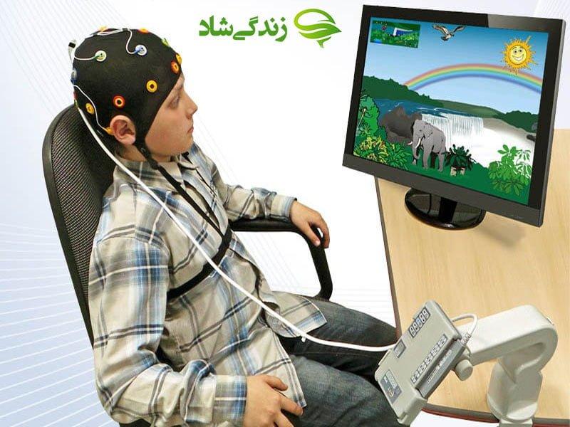 اثربخشی نوروفیدبک بر اختلال یادگیری همراه با اختلال نقص توجه با 90% تخفیف زیر نظر دکتر با بیش از 15 سال سابقه